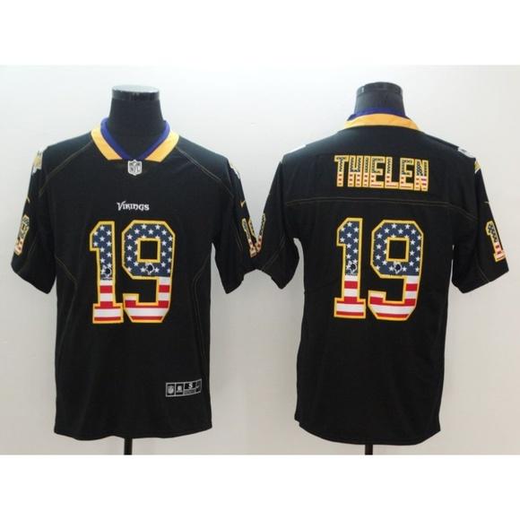 the latest 12ccd ec691 Minnesota Vikings Adam Thielen Jersey